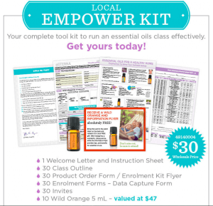 Empower Kit, First Class